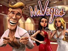 Автомат Mr Vegas в Вулкан 24