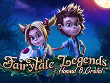 Онлайн-слот Fairytale Legends: Hansel & Gretel в казино Вулкан 24
