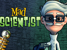 Азартный онлайн-автомат в казино Вулкан Платинум – Mad Scientist